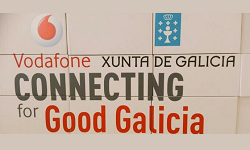 Vodafone Connecting For Good Galicia.