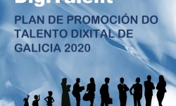 Portada do Plan DigiTalent.