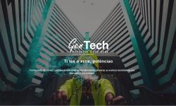 Cartel de GenTech.